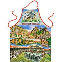"""Престилка за готвене """"България-наследство"""""""