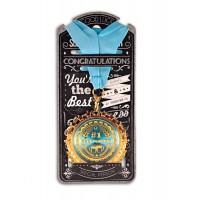 """Медал """"Beer lover #1"""" за любителите на бирата"""