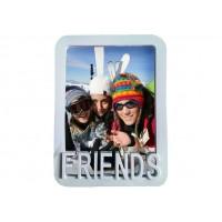 Рамка Приятели, с Ваша снимка, 13*18см