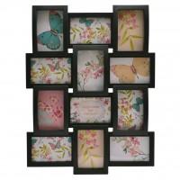 Рамка - колаж за 12бр. снимки