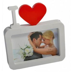 Рамка с Ваша снимка и надпис I love