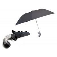 Чадър с дръжка Пистолет