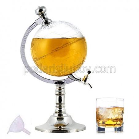 Диспенсър за напитки Глобус