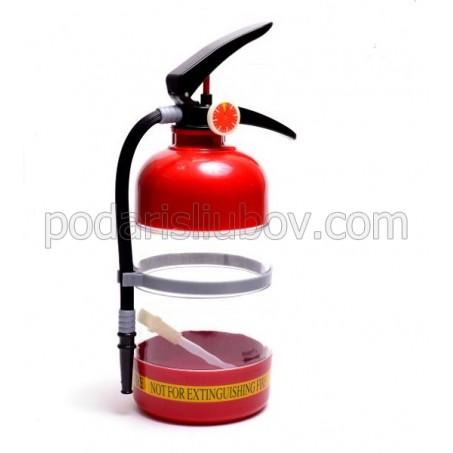 Диспенсър за напитки Пожарогасител