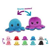 Голямо плюшено октоподче, с различни цветове