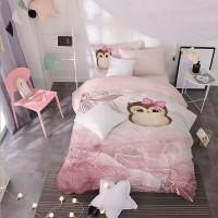 Детски спален комплект ''Розова панделка''
