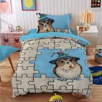 Детски спален комплект ''Пъзел''