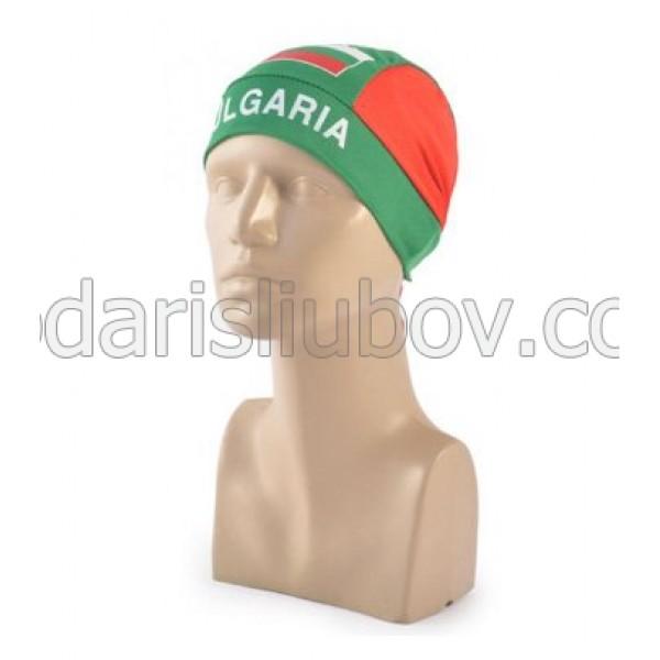 """Кърпа за глава """"България"""""""