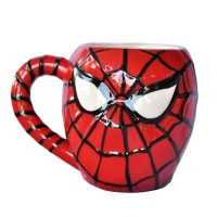 """Керамична чаша """"Човекът паяк"""""""