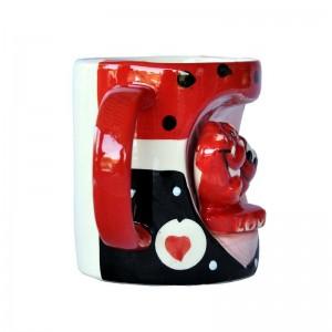 Керамична чаша Сърдечна прегръдка