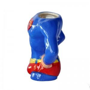 "Керамична чаша ""Супер Мен"""