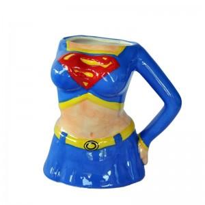 "Керамична чаша ""Супер Жена"""