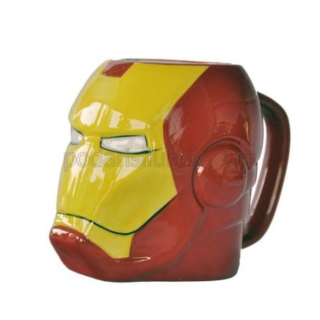 """Керамична чаша """"Железният човек"""""""