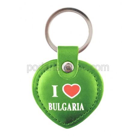 Кожен ключодържател Аз ♥ България