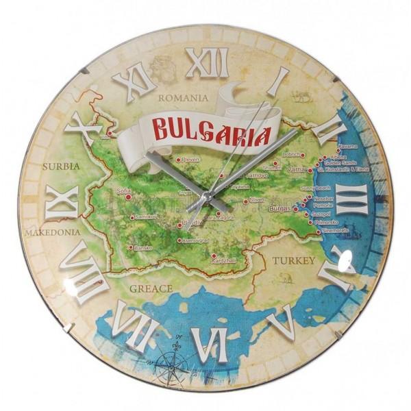 Стенен часовник България, d27см