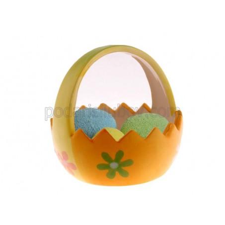 Керамична кошница с яйца - малка