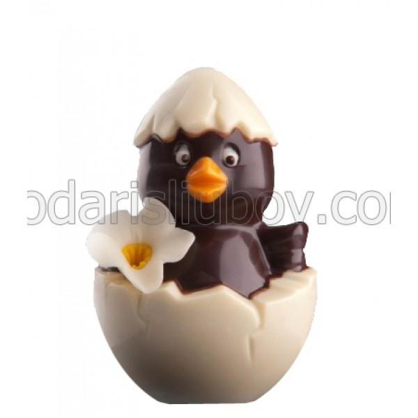 Великденско шоколадово пате в яйце